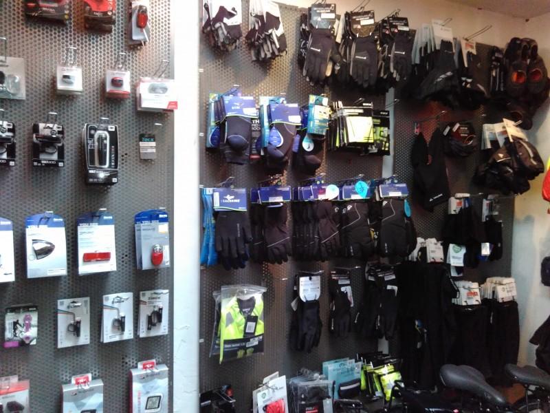 Accessoires aan de muur
