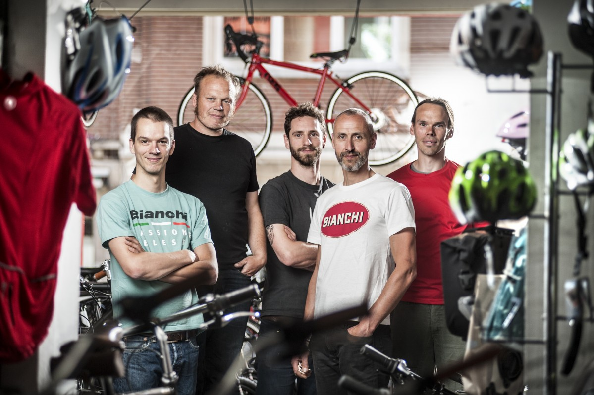 Rijwielen Cadans team